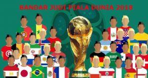 Bandar Judi Piala Dunia 2018